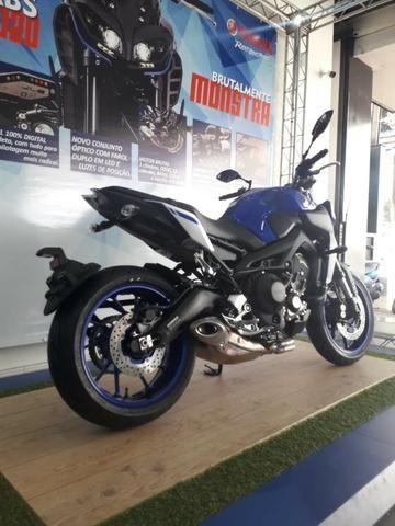 Yamaha Nova Mt-09 2021 0KM Oporunidade!!! - Foto 12