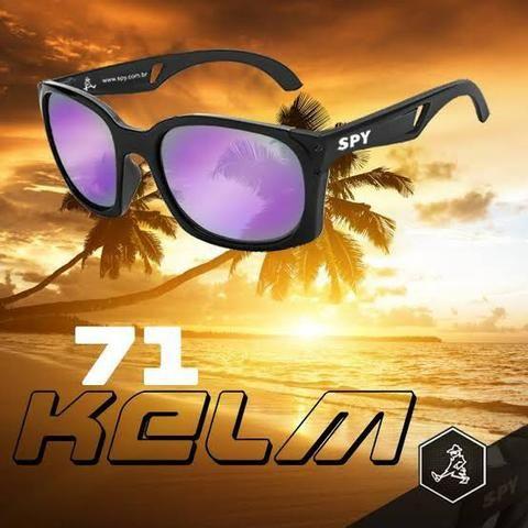 9a6f5e322 Óculos Spy Modelo Kelm 71 MMXV Azul - Bijouterias, relógios e ...