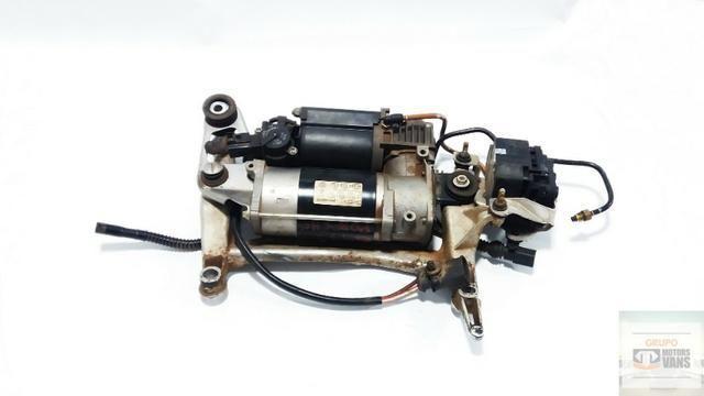 Compressor Da Suspensão De Ar Porsche Cayenne 2008/2009