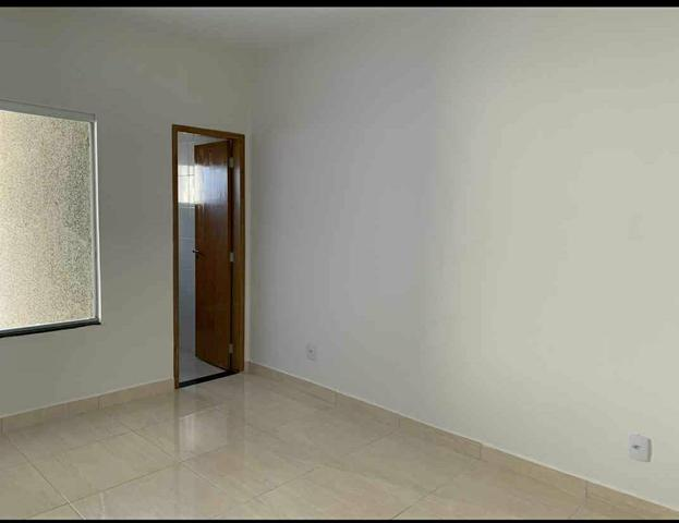 Casa 2 quartos, linda!! Acabamento alto padrão, Sala com pé direito duplo - Foto 4