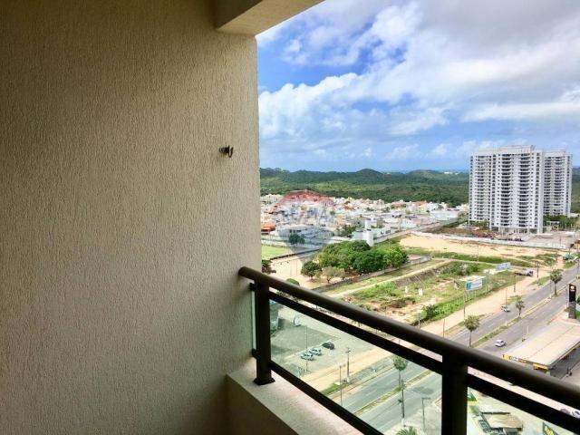 Apartamento com 2 dormitórios à venda, 52 m² por r$ 239.990,00 - ponta negra - natal/rn - Foto 6