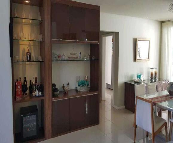 Casa 4 Suítes Alpaville 1 Piscina e Área Gourmet Privativa - Foto 10