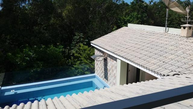 Casa de Alto Luxo Alphaville Salvador 1 Recém Reformada - Foto 2