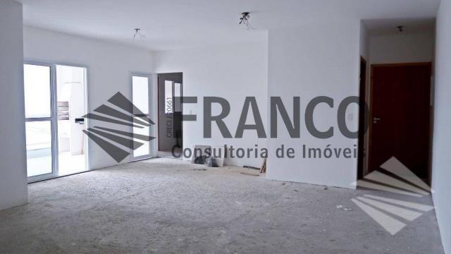 Apartamento com 3 dormitórios à venda e locação, 143 m² - jardim eulália - taubaté/sp - Foto 2