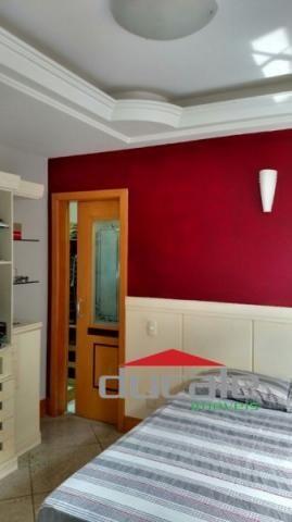 Cobertura Linear 3 quartos suite Praia do Canto - Foto 4