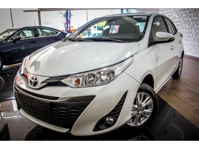 TOYOTA  YARIS 1.3 16V FLEX XL MULTIDRIVE 2019