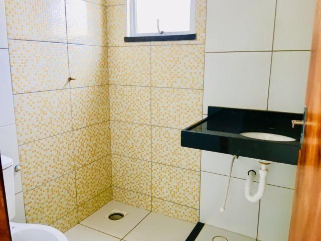 D.P Linda Casa em Pedras com 2 quartos proximo Cetem do ceara - Foto 15