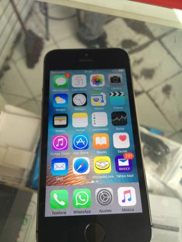 Iphone 5s Cinza Espacial - Foto 2
