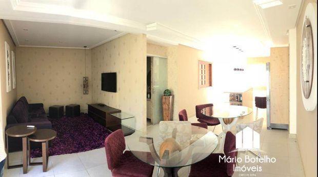 Casa para alugar com 3 dormitórios em Recreio, Vitória da conquista cod:156 - Foto 8