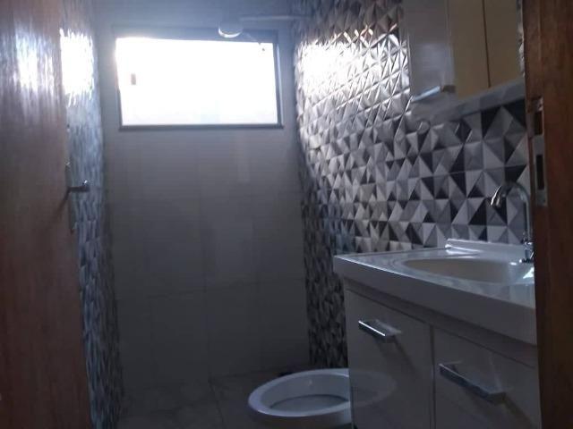 Casa Nova de meio lote Minha Casa Minha Vida (Todas as portas e janelas de blindes) - Foto 12