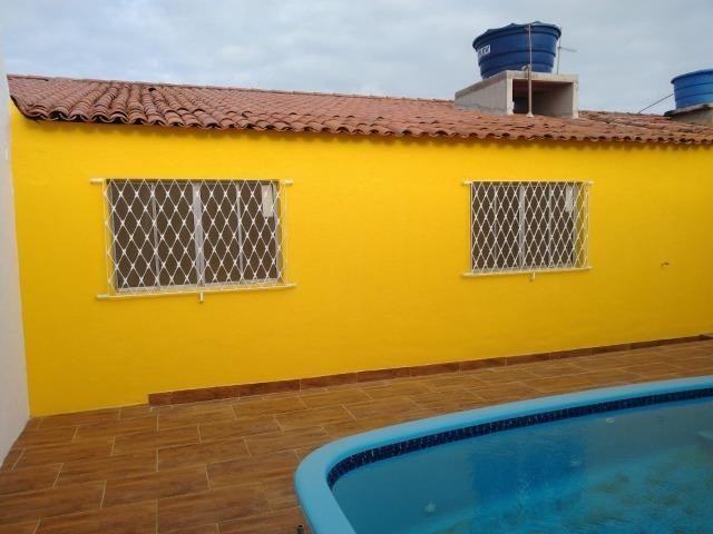 Jardim Atlântico Belissíma Casa com Piscina, R$ 380 Mil Facilito - Foto 8