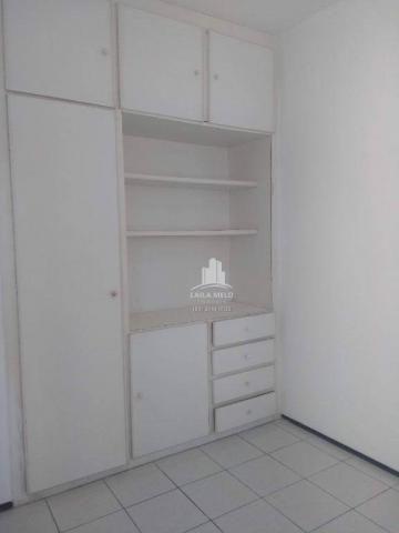 Apartamento com 3 dormitórios à venda, 120 m² por r$ 420.000 - meireles - fortaleza/ce - Foto 16