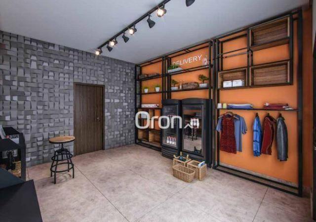 Apartamento com 2 dormitórios à venda, 71 m² por R$ 396.000,00 - Setor Marista - Goiânia/G - Foto 7