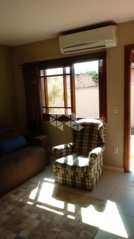 Casa de condomínio à venda com 3 dormitórios em Espírito santo, Porto alegre cod:9914988 - Foto 3