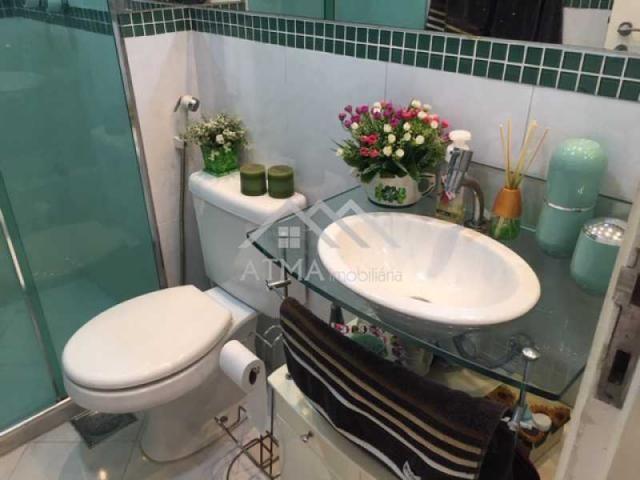 Apartamento à venda com 3 dormitórios em Vila da penha, Rio de janeiro cod:VPAP30144 - Foto 8