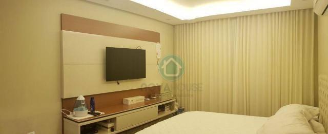Lindo apartamento planejado de 3 quartos no jd dos estados - Foto 7