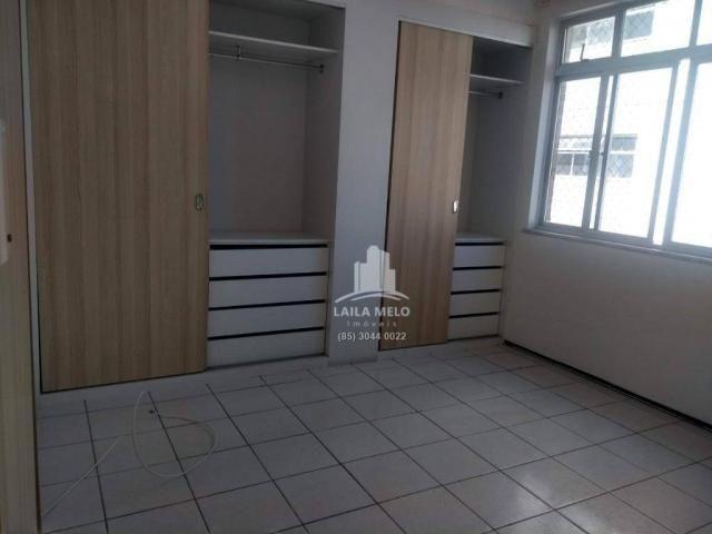 Apartamento com 3 dormitórios à venda, 120 m² por r$ 420.000 - meireles - fortaleza/ce - Foto 12