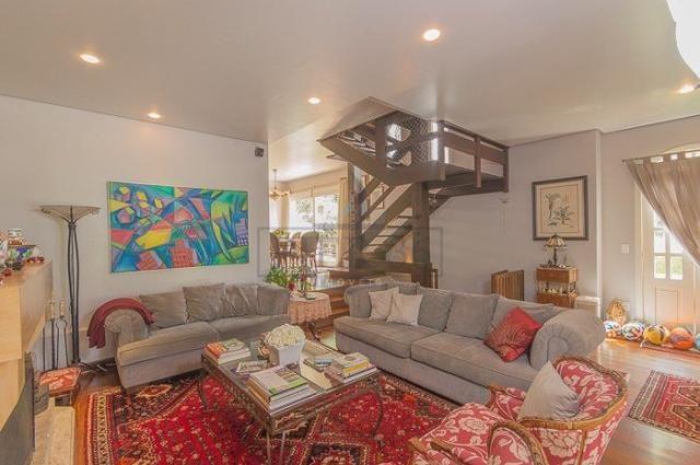 Casa de condomínio à venda com 3 dormitórios em Pedra redonda, Porto alegre cod:5196 - Foto 8