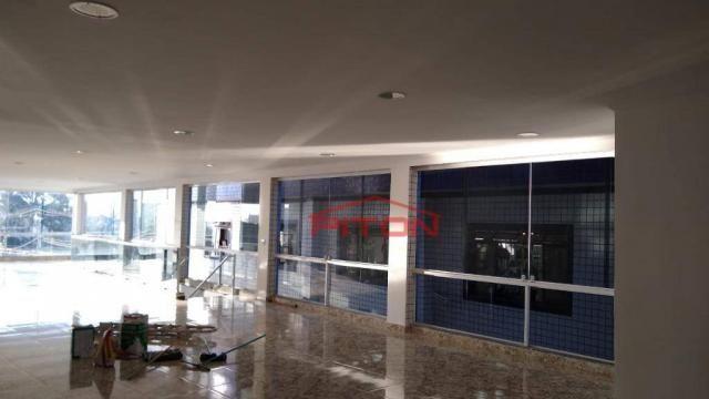 Salão para alugar, 300 m² por r$ 3.200/mês - vila sílvia - são paulo/sp
