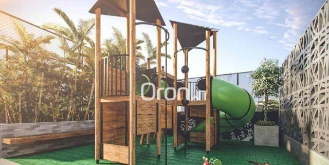 Apartamento com 2 dormitórios à venda, 71 m² por R$ 396.000,00 - Setor Marista - Goiânia/G - Foto 19