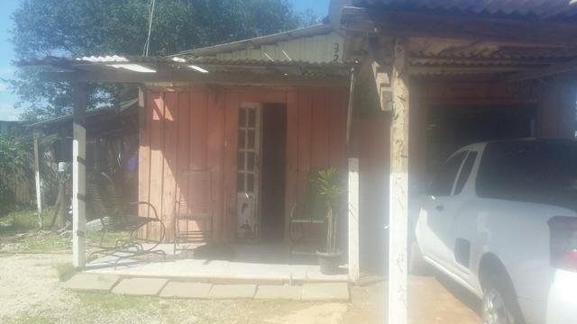 Vendo casa no caximba terreno 1500 metros