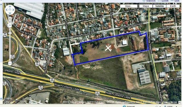 Terreno 37.000m2 em Curitiba bairro Pineirinho - Foto 2