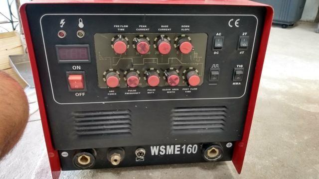 Solda TIG WSME 160 STAR WELD - Foto 2