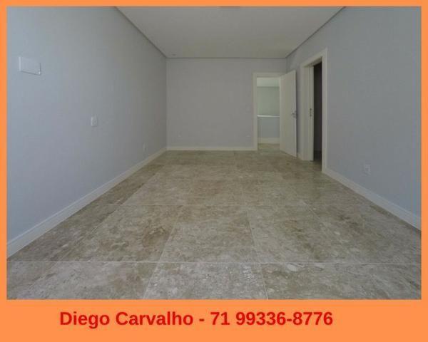 Casa 4 Suites em Alphaville II - Fina acabamento (1) - Foto 11