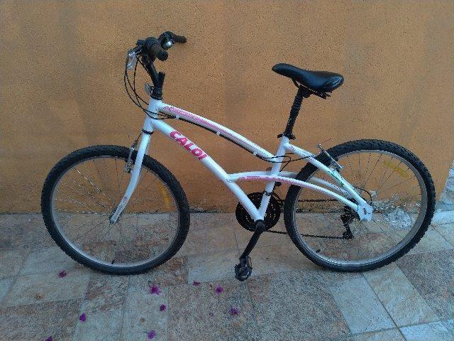 Bicicleta (aceito cartão de crédito parcelado)