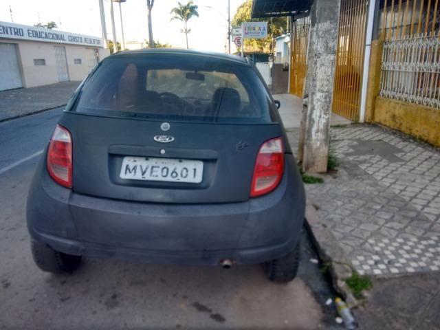 Ford ka zetec rocam básico vendo ou troco - Foto 12