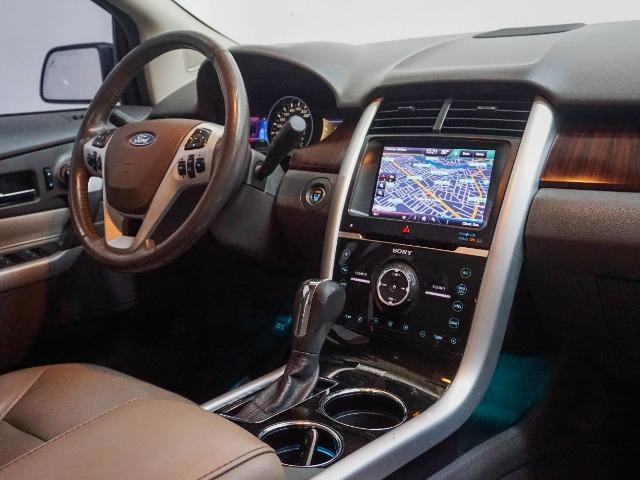 Ford Edge 3.5 V6 Limited Automático 2013 rodas aro 22? - Foto 11