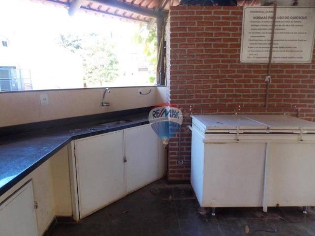 Desocupado Apartamento 3 Quartos Com Suíte ao Lado da Faculdade Newton Paiva - Foto 20
