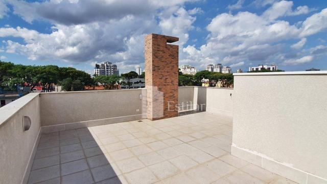 Cobertura Duplex 03 quartos (01 suíte) no Portão, Curitiba - Foto 15