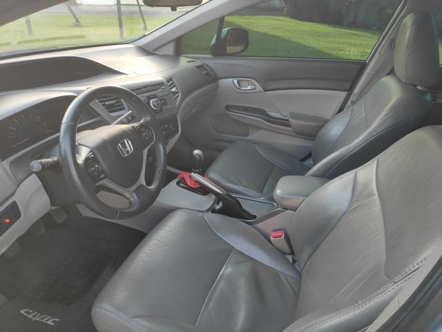 Honda civic lxs 1.8 completo - Foto 4