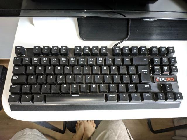 Promoção BlackFriday PC Gamer + Teclado Mecânico - Foto 2