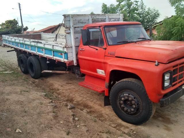 Vendo caminhão top