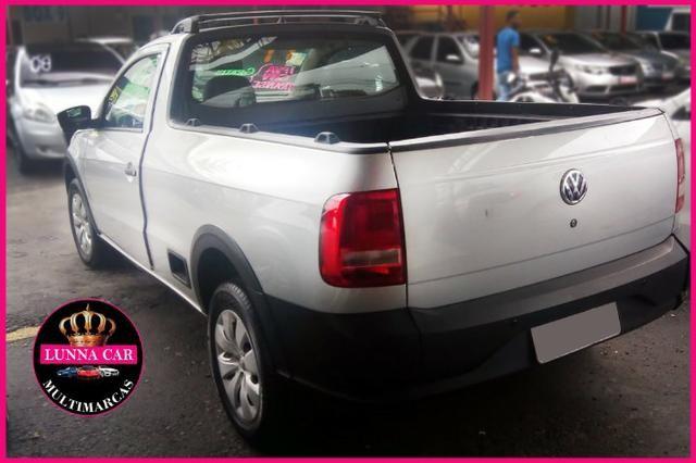 Volkswagen Saveiro 1.6 c/ Entrada mais 48x de R$799,00 + GNV - Foto 2