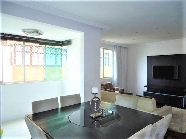 Ótimo Apartamento 3 quartos, prédio revestido, elevador,2 vagas - B.Buritis - Foto 3