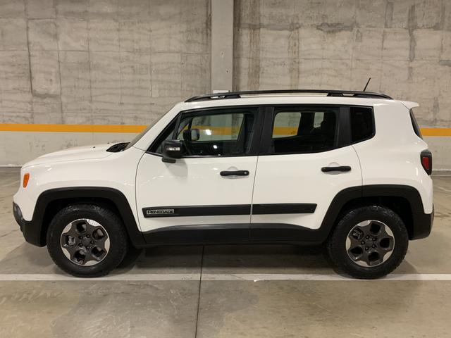 Jeep renegade sport diesel 2016 4x4 c/ bancos em couro extra!!! - Foto 3