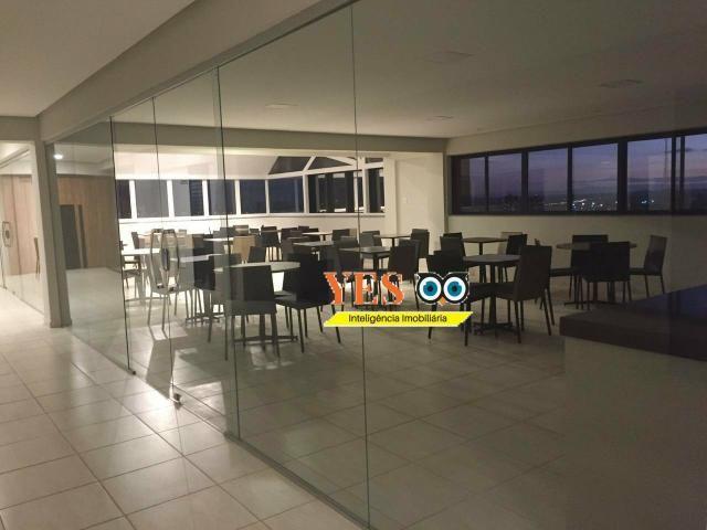 Yes Imob - Flat Decorado - Centro - Foto 4