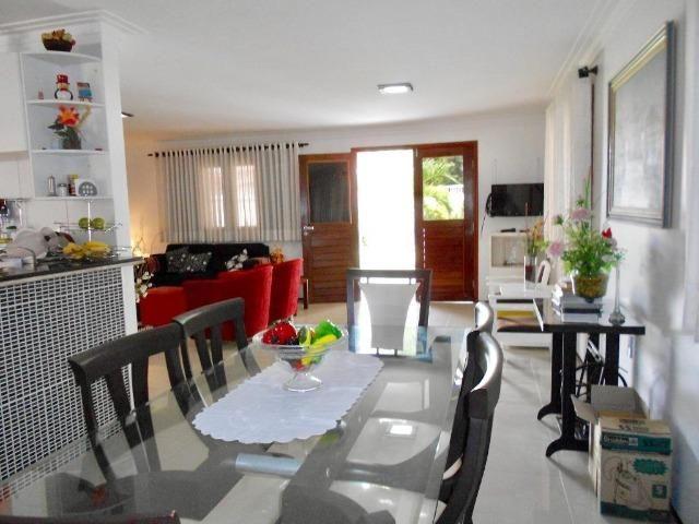 Casa em Cond no Eusébio - 313m² - 4 Suítes - 4 Vagas (CA0670) - Foto 2