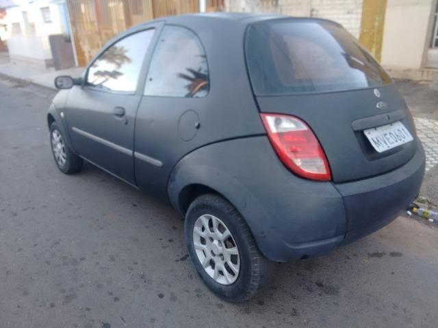 Ford ka zetec rocam básico vendo ou troco - Foto 3