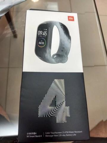Xiaomi mi band 4 original lacrada - Foto 3