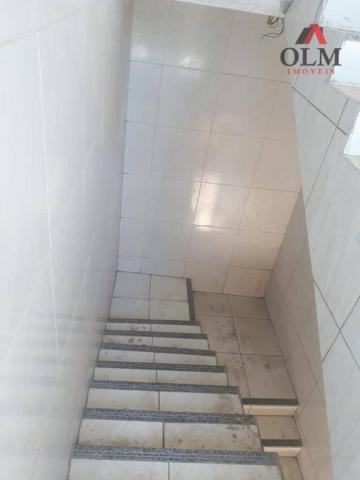 Apartamento com 1 dormitório para alugar, 28 m² por R$ 500/mês - Benfica - Fortaleza/CE - Foto 15