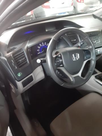 Honda civic lxs 16v/// entrada 15mil + parcelas fixas 950.00 - Foto 15