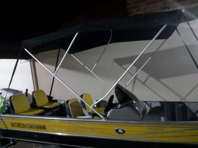 Capa Toldos capotas para barcos lanchas e jet sky - Foto 3