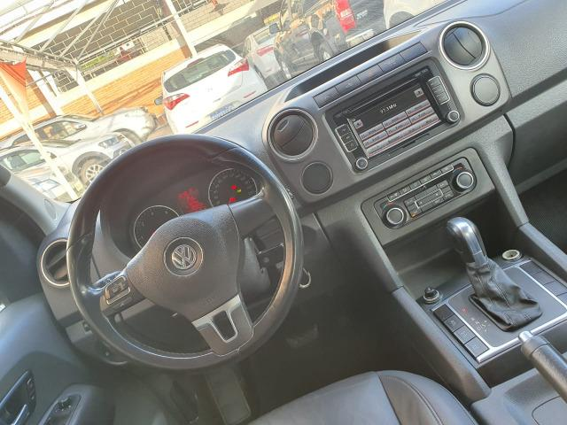 VW Amork High CD 4x4 -2013 - Foto 8