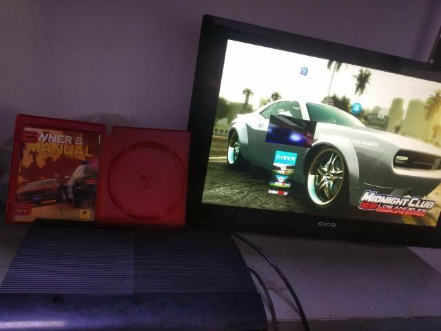 PS3 super slim zp * - Foto 2
