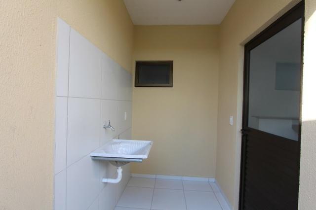 Dupléx Novo em Condomínio, Passaré, 70m2, 2 Suítes, Varanda, Quintal e 1 Vaga - Foto 14