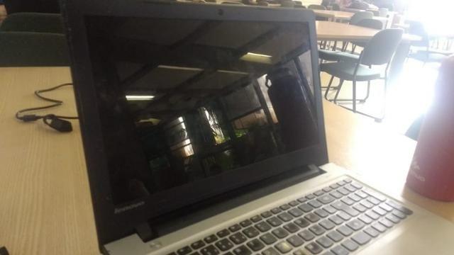 Notebook Lenovo Ideapad 300 P/ PEÇAS